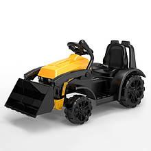 Електромобіль T-7316 YELLOW трактор на Bluetooth 2.4 G Р/У 6V4.5AH мотор 1*20W 87*42.5*43 /1/