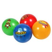 "Мяч 9"" BT-PB-0128 транспорт 4рис.4цв.60г сетка /300/"