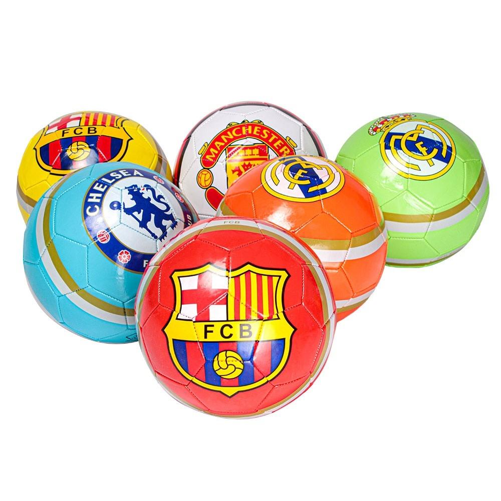 М'яч футбольний BT-FB-0272 PVC 280г 6кол. / 60 /
