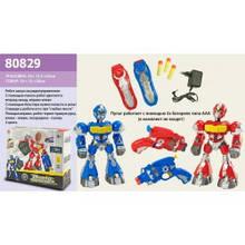 Робот 80829 (12шт) 2 кольори, батар, в кор. 43*13,5*36см