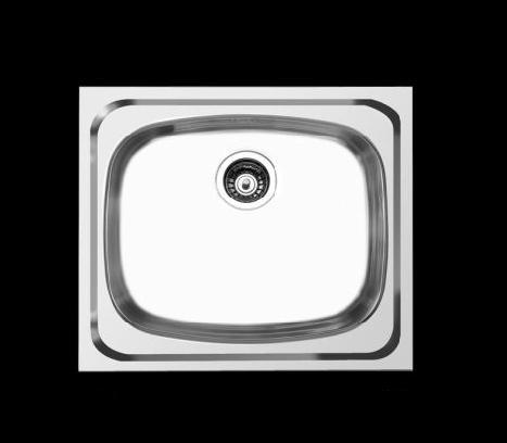 Мойка из нержавеющей стали Nayes  Classic 50х60х175 полированная