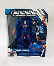 Робот-трансформер Superhero