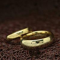 """Парные кольца """"Всевластие"""" из карбида вольфрама"""