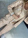 Жіночий брендовий спортивний костюм (Туреччина, RAW); розміри,М,Л,ХЛ (повномірні), 2 кольори., фото 4