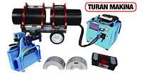 Аппарат для стыковой сварки полиэтиленовых труб Turan Makina AL 315, сварочный аппарат cварки полимерных труб.