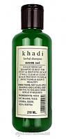 Шампунь Кхади Ним Сат, shampoo Khadi Neem Sat, 210 мл