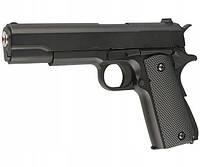 Пистолет на Пульках Металлический, фото 1