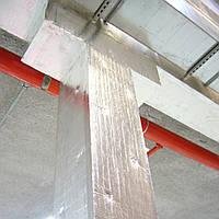 Плиты из каменной ваты с алюминиевым покрытием Conlit 150 A/F