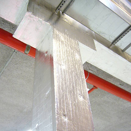 Плиты из каменной ваты с алюминиевым покрытием Conlit 150 A/F , фото 2