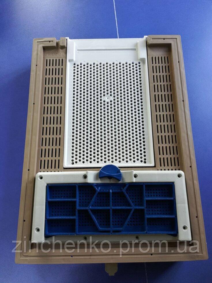 Поддон пыльцесборник 8ми рамочный