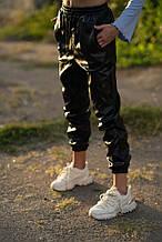 Еластичні штани Чорні Lameia