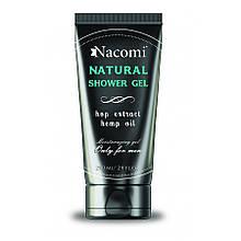 Гель для душа Nacomi Natural Shower Gel натуральный для мужчин 250 мл 5902539700992, КОД: 1455128