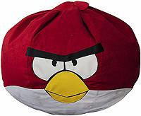 Крісло червоний птах. Мебель іграшки