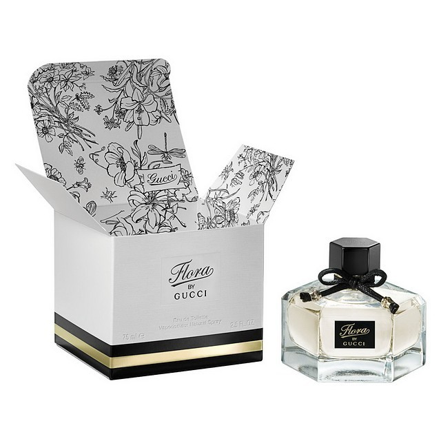 Gucci Flora by Gucci туалетная вода 75 ml. (Гуччи Флора бай Гуччи ... 8d8a5bb202d1c