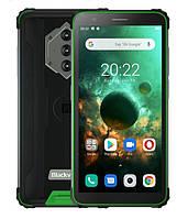 Защищенный смартфон Blackview BV6600 (green) - 4/64ГБ - IP69K ОРИГИНАЛ - гарантия!