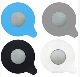 Фільтр-заглушка для раковини, силіконова пробка для ванної (7301)