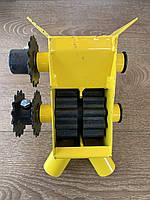 Механизм на бак удобрения картофелесажалки Бомет