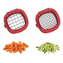 Пристосування для подрібнення овочів KUCHENPROFI KUCH1307082200, фото 2