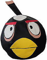 Мебель-іграшки крісло чорних птах