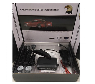 Парктроник Digital на 4 датчика Car Radar