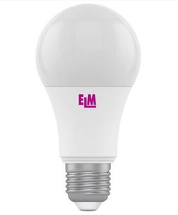 """Стандарт Ламп. світлодіодна""""ELM"""" 15Вт Е27 () 3000K 18-0097"""