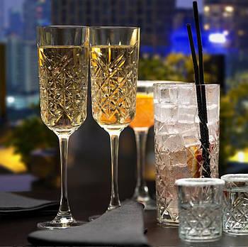 """Фужер для шампанского 175 мл """"Timeless"""" Pasabache."""