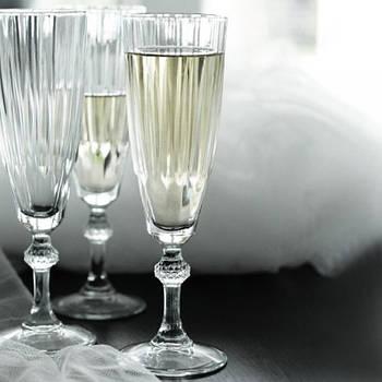 "Фужер для шампанского 175 мл ""Diamond"" Psabache."
