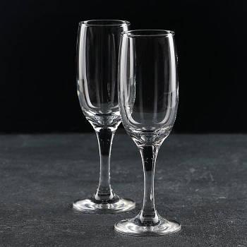 Набор бокалов для шампанского Pasabache 2 шт.