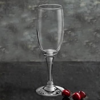 """Бокал для шампанского 190 мл """"Bistro"""" Pasabache ."""