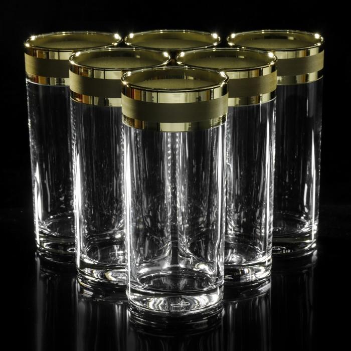"""Набір склянок для соку 290 мл EAV79-402 """"Ампір"""" 6 шт."""