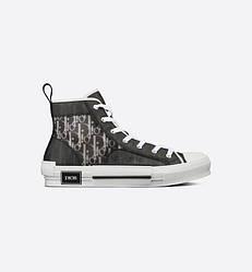 B23 High Top Sneakers Black