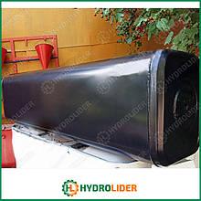 Бак гидравлический (гидробак) закабинный 160 л железный (31х41х145)