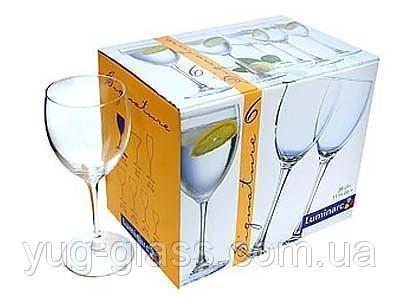 """Набір келихів для вина 350 мл Signature """"J0012"""" Luminarc 6 шт."""