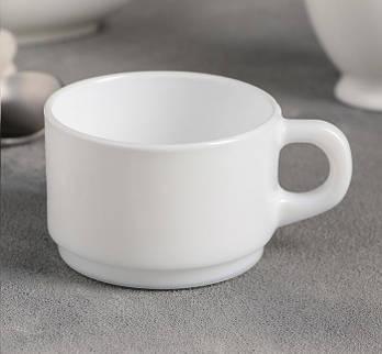 """Кружка для кофе 80 мл эспрессо """"Restaurant"""" Luminarc."""