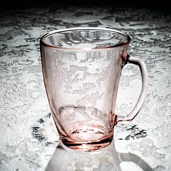 Кружка Шейп розовая 320 мл Luminarc