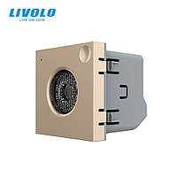 Механізм датчик звуку ZigBee Livolo VL-FCJZ-2AP