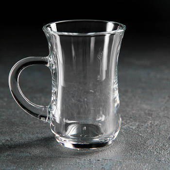 "Стакан для чая 140 мл (Турецкий чай)""Sylvana""  Pasabahce."