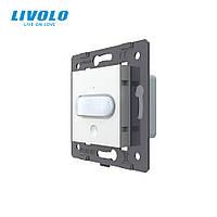 Механізм ZigBee датчик руху з сенсорним вимикачем Livolo, VL-FCUZ-2IP