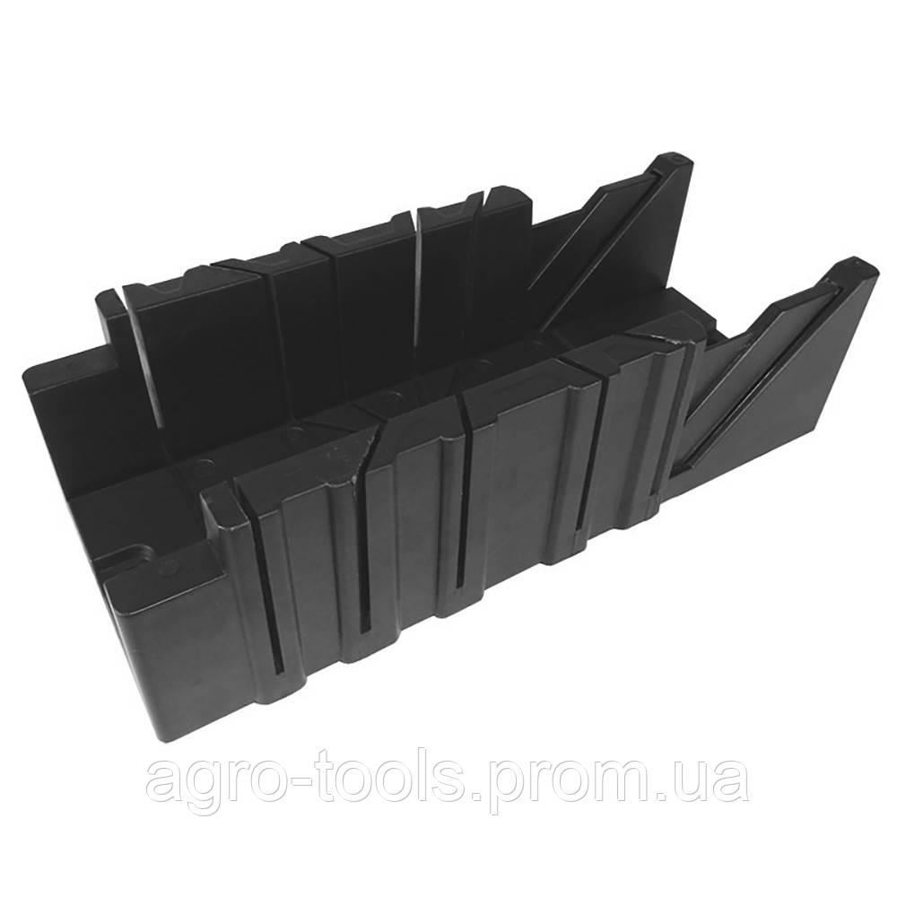 Стусло пластиковое 250×65×60мм 22.5°, 45°, 90° SIGMA (4404181)