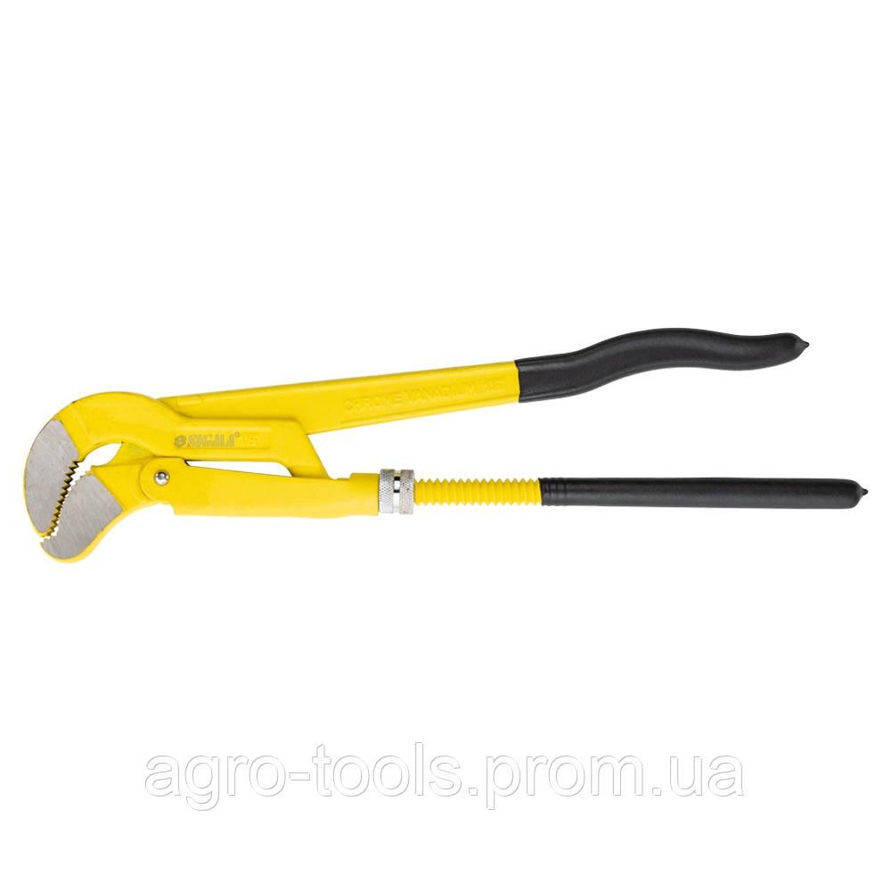 "Ключ трубный S-Type 1 1/2"" CrV SIGMA (4102421)"