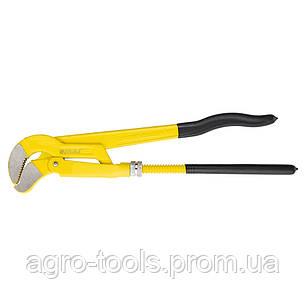 "Ключ трубный S-Type 1 1/2"" CrV SIGMA (4102421), фото 2"