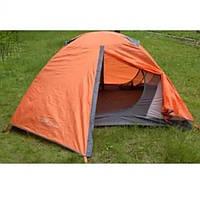 Палатка туристическая кемпинговая четырехместная STENSON 210х140 см автоматическая