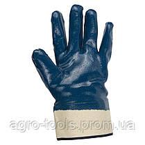 Перчатки трикотажные с полным нитриловым покрытием SIGMA (9223011), фото 2