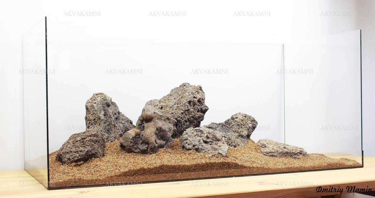 Композиція К48 з Вулканічної лави (від 120л)