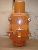 Обратный клапан для канализации d50