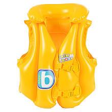 Дитячий жилет для плавання BW 32034, 51-46 см