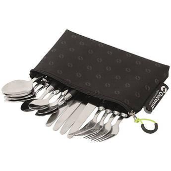 Набор для пикника Outwell Pouch Cutlery Set Black (650985)