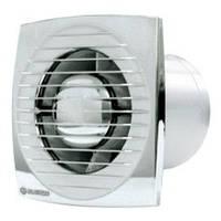 Вытяжной вентилятор осевой BLAUBERG Bravo Chrome 100 (230V/60Hz), Германия