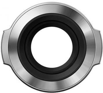 Крышка объектива OLYMPUS LC-37C Automatic Lens Cap 37mm Silver
