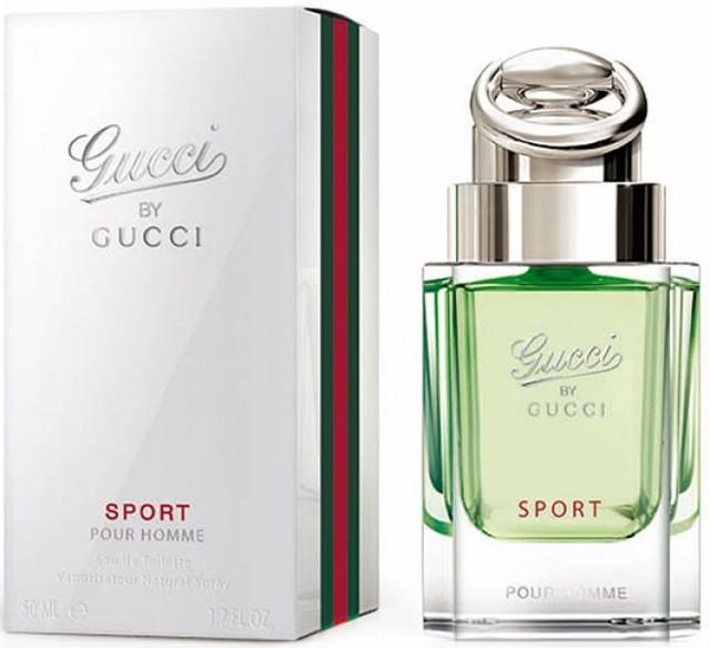 Gucci by Gucci Sport Pour Homme туалетная вода 90 ml. (Гуччи Бай Гуччи Спорт 30d6af40441bd
